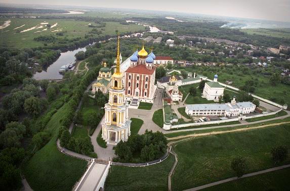 Рязанский Кремль, г. Рязань