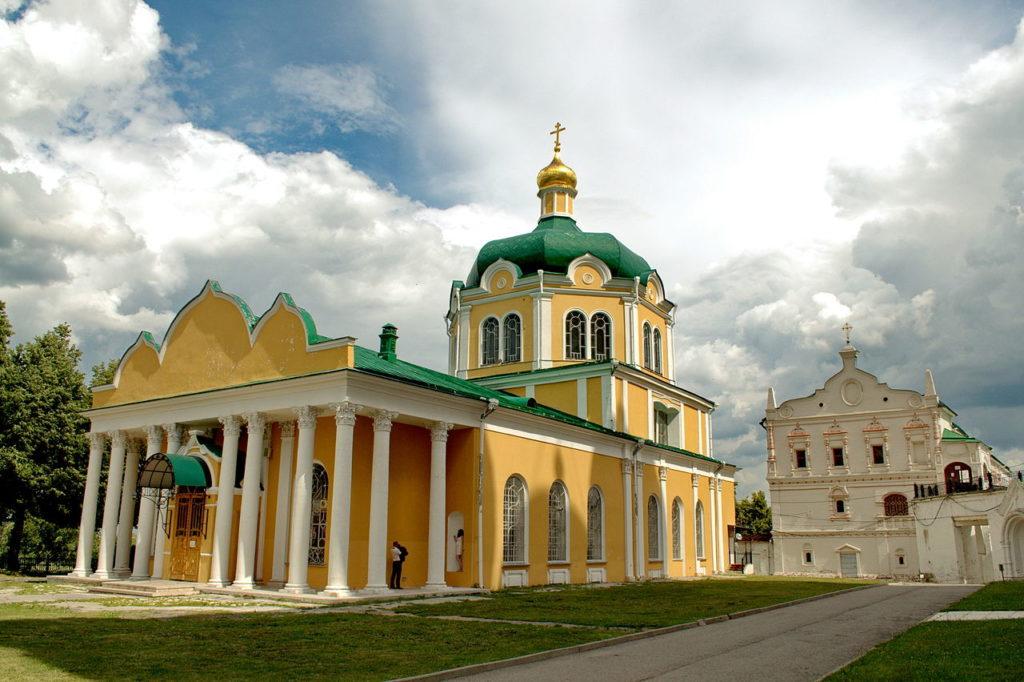 Христорождественский (бывший Успенский) собор в Рязанском Кремле