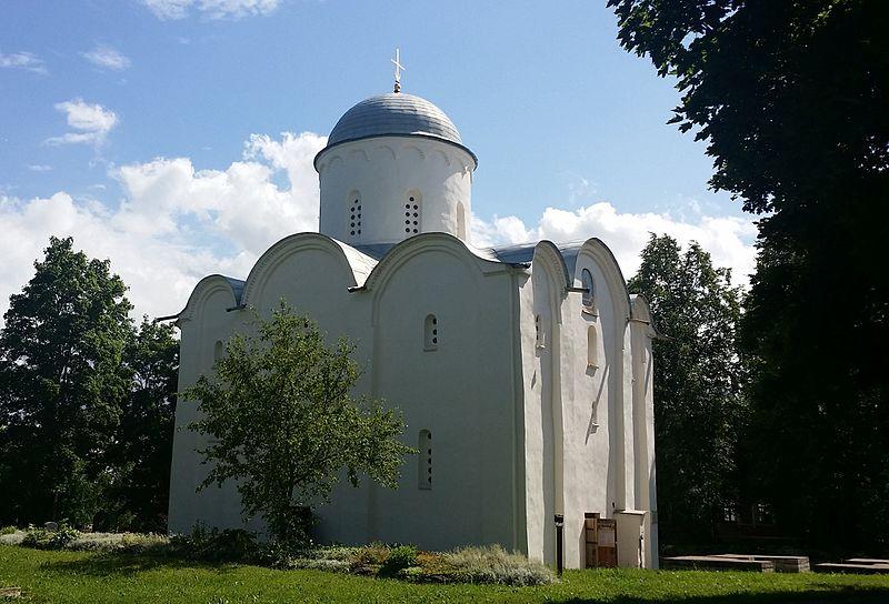 Успенский собор в Старой Ладоге