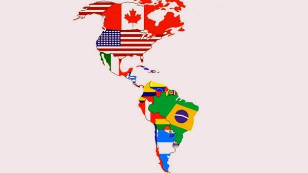 страны америки