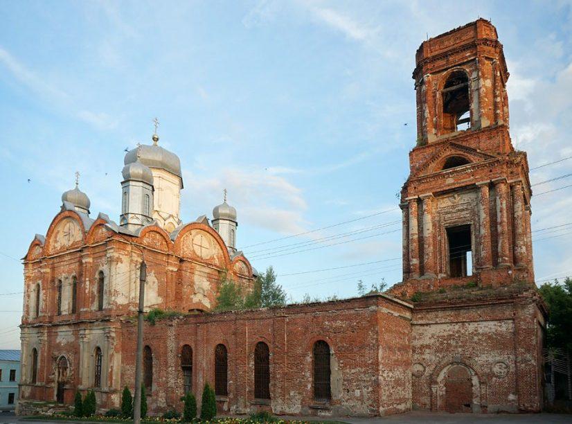 Церковь Архангела Михаила, г. Елец