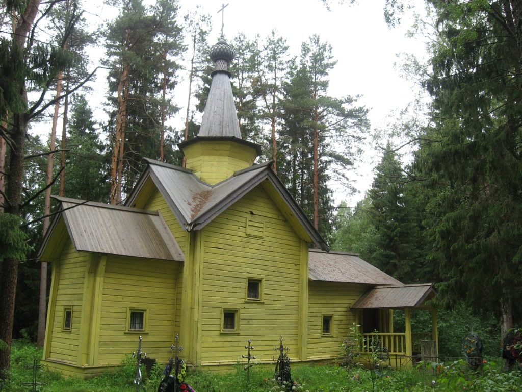 Церковь Фрола и Лавра в Олонце