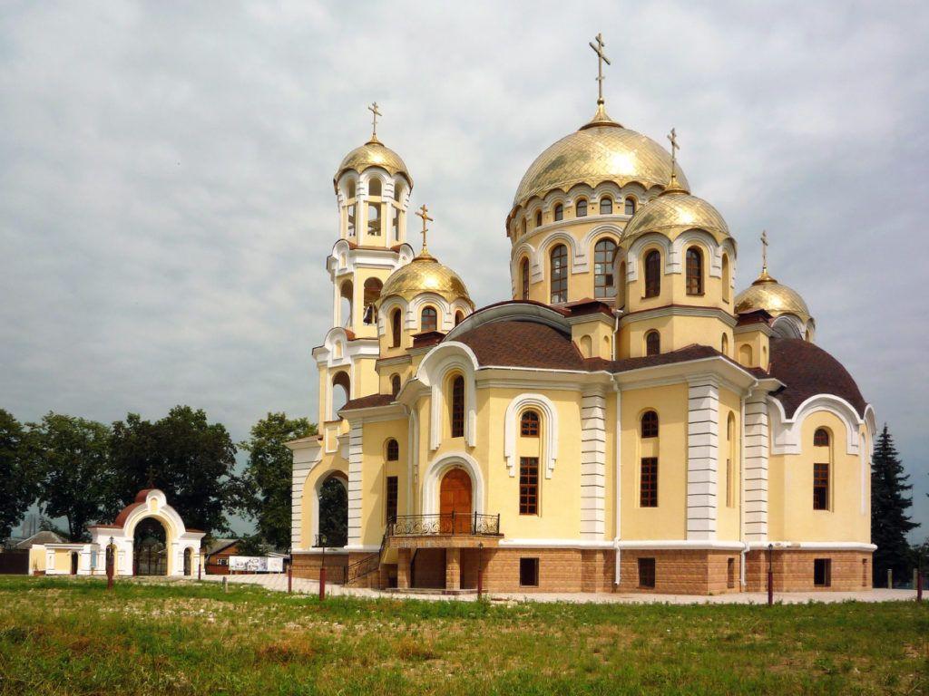 Храм Марии Магдалены в г.Нальчик