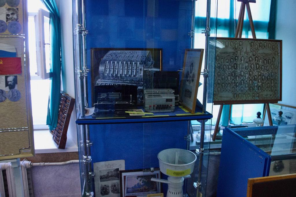Музей братьев Нобелей в Рыбинске