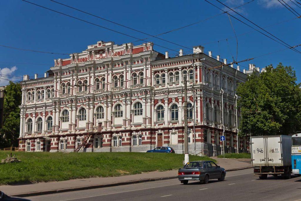 Военно-исторический музей города Курска