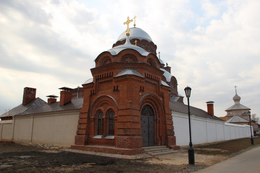 Часовня Николая и Александры в Свияжске