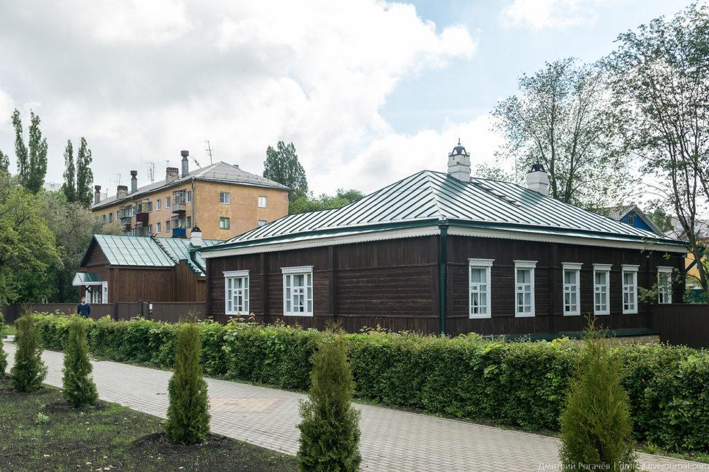 Дом-музей Плеханова в Липецке