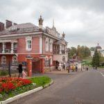 Город Мышкин в Ярославской области