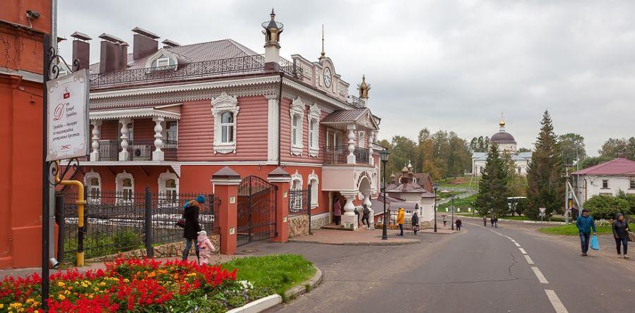 Самое интересное в городе Мышкин