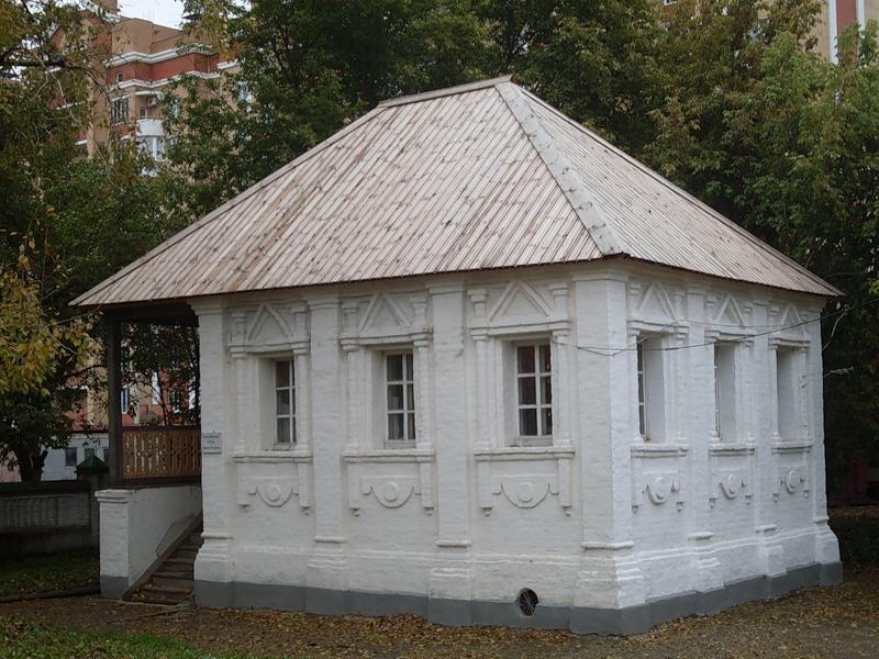 Пугачевская палатка в Саранске