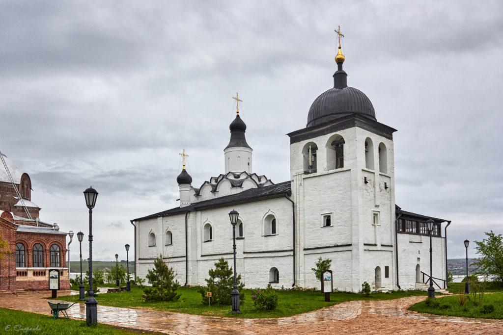 Сергиевская церковь Свияжск