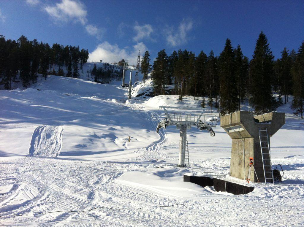 «Малая Медвежка» Лыжный курорт