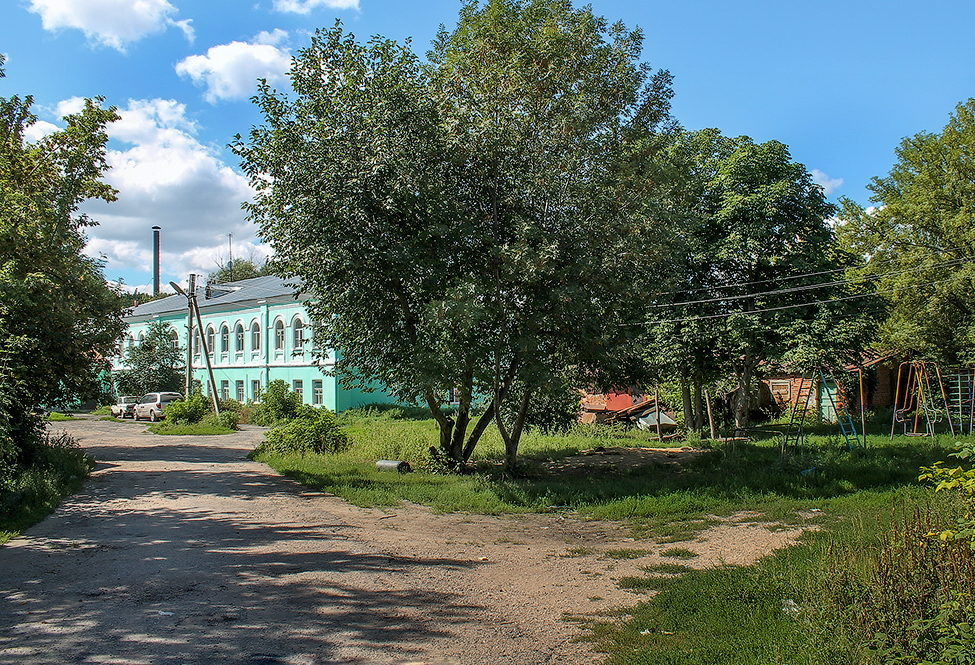 Троицкий монастырь, г. Елец