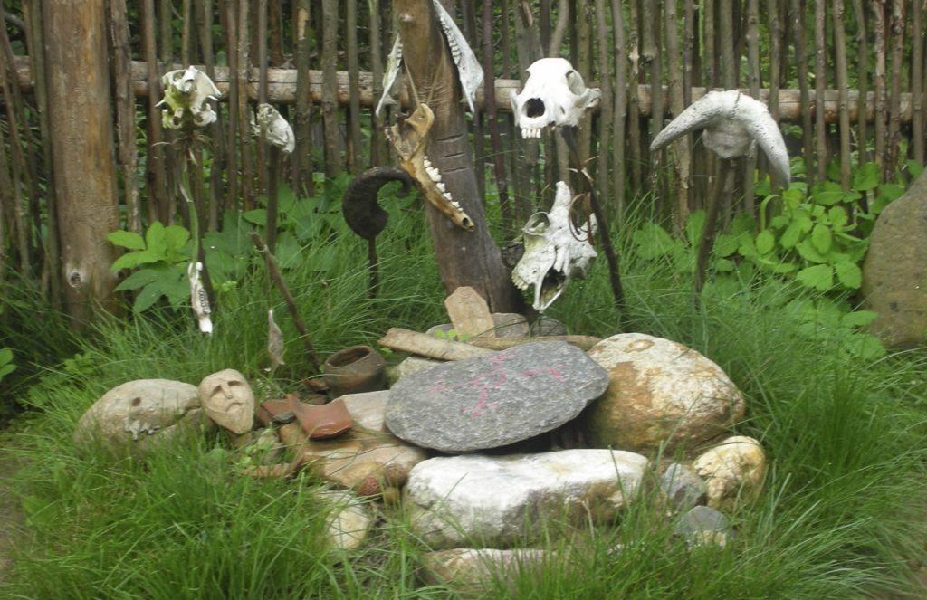 Первобытный парк-музей в Плёсе