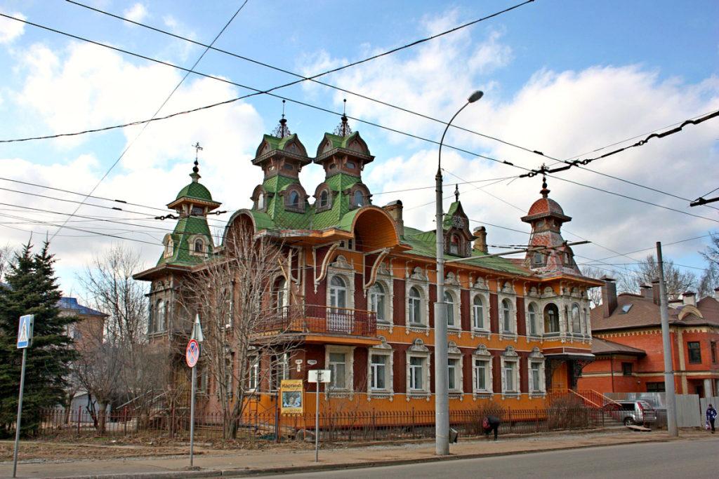 Дом художника в Рыбинске