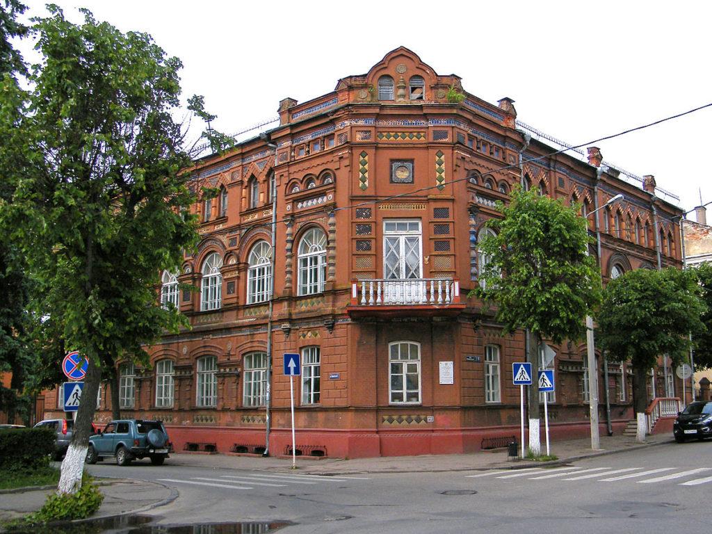 Дом Будникова в Смоленске