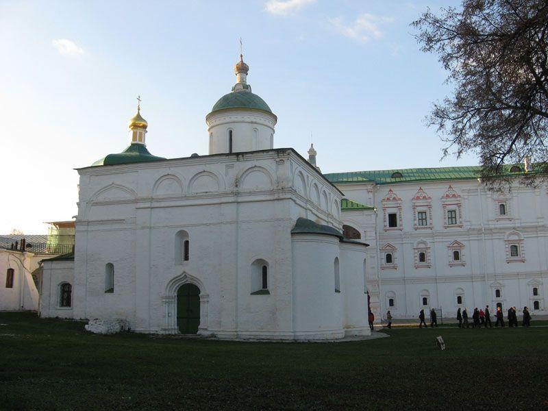 Рязань, Архангельский собор