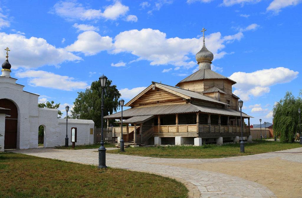 Троицкая церковь в Свияжске