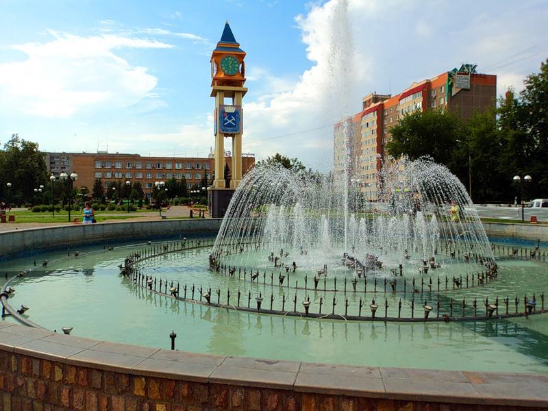 Площадь Ленина в Подольске