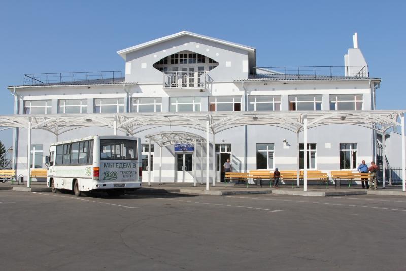 Автовокзал Суздаля