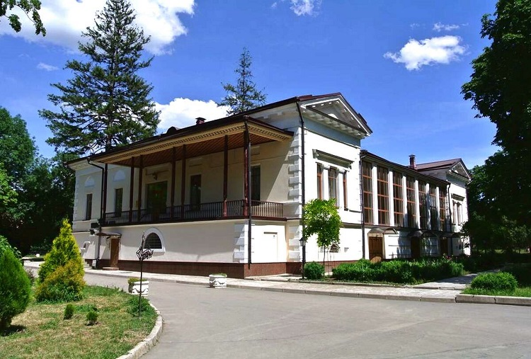 Загородный дом Михаила Воронцова в Симферополе