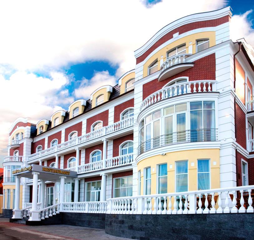 """Отель """"Grand Palace"""" в Светлогорске"""
