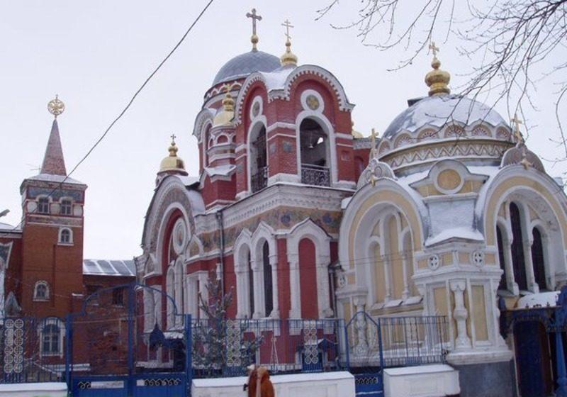 Церковь Великокняжеская, г.Елец