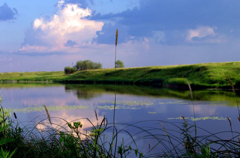 Великое озеро, Спас-Клепики