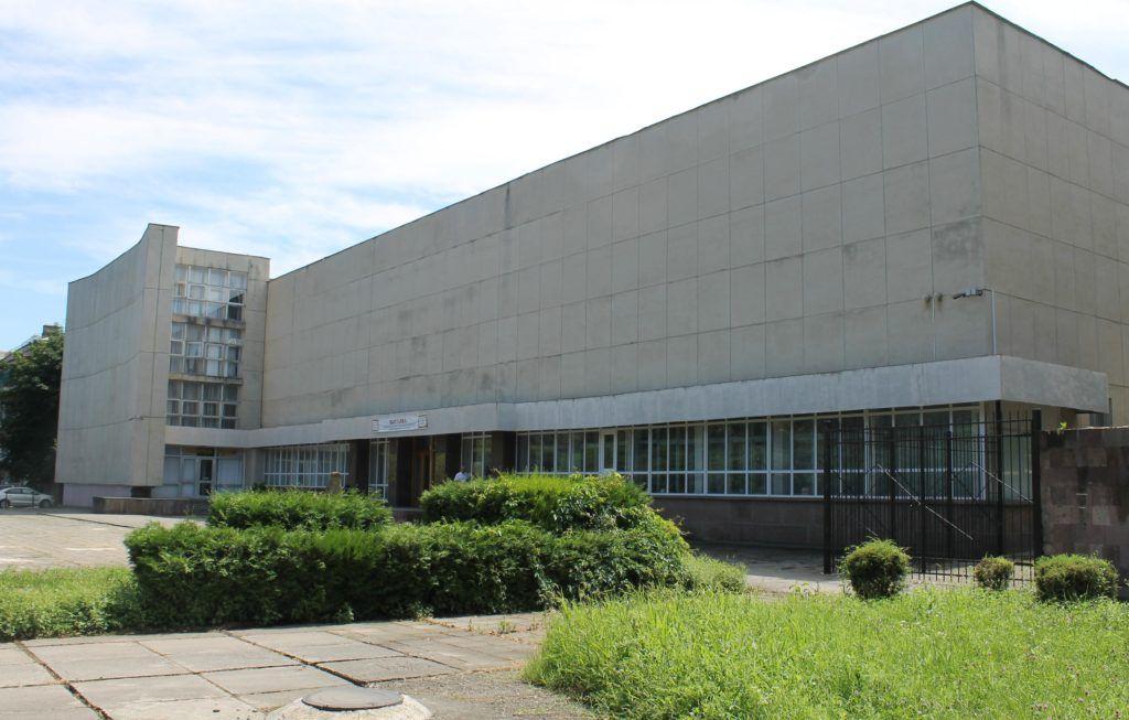 Национальный музей в г.Нальчик