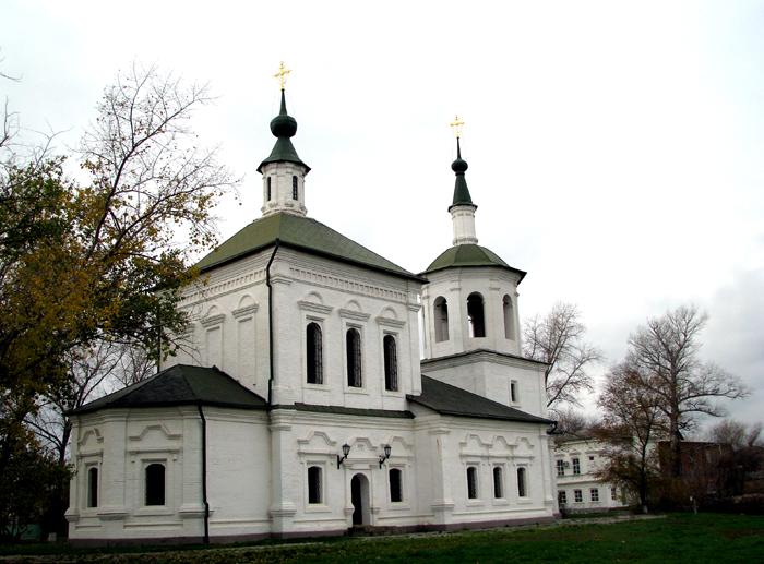 Ратная церковь в Старочеркасске