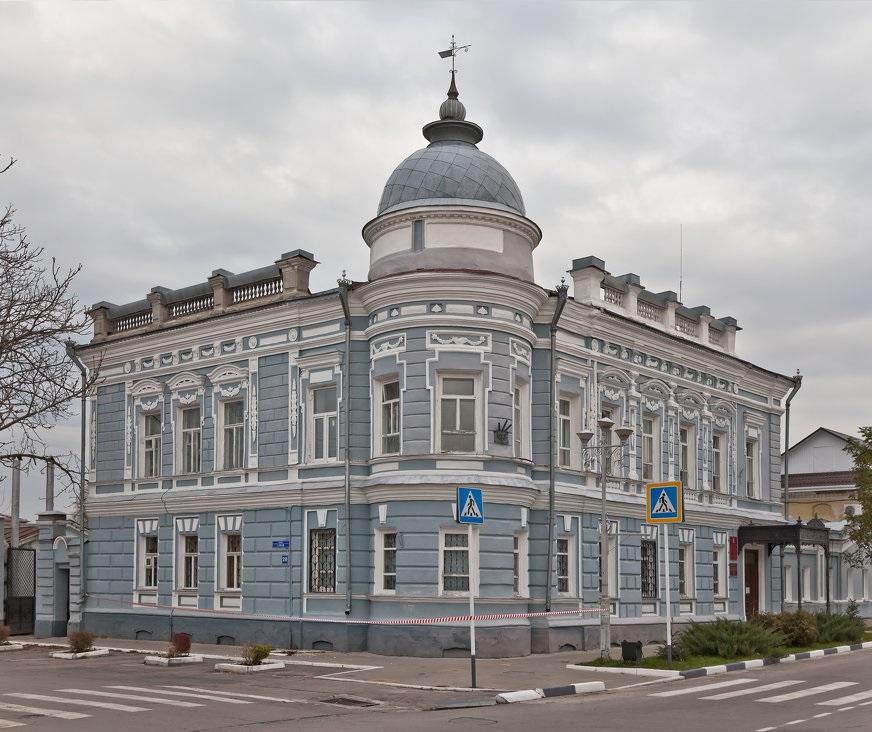 Дом купца Одинцова, г. Павловск