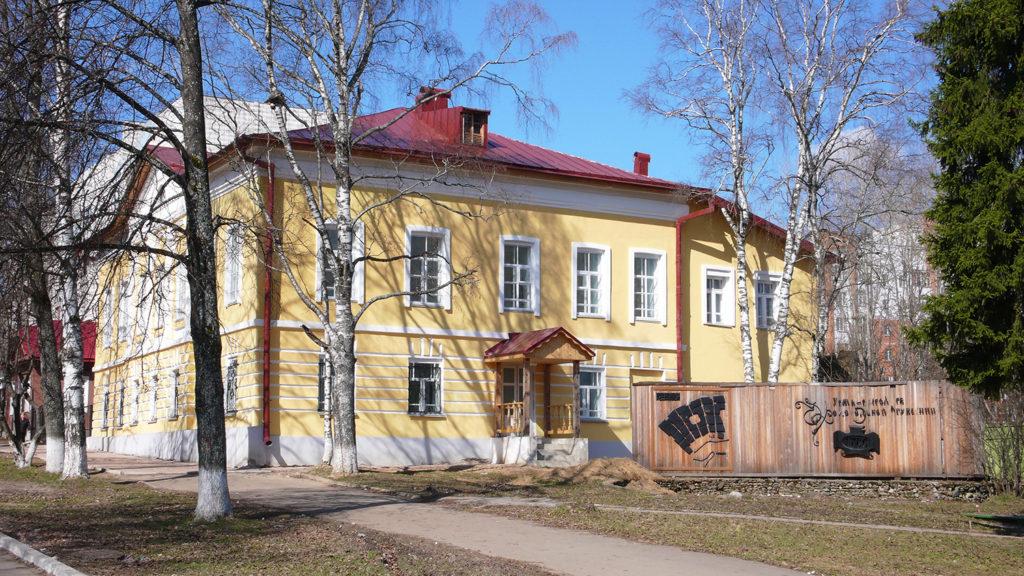 Дом купца Суханова в Сыктывкаре