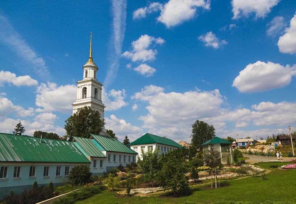 Знаменский монастырь, г.Елец