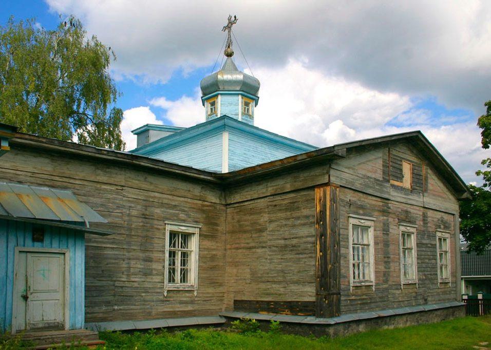Преображенская церковь в Спас-Клепиках