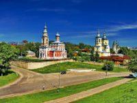 Серпухов – город древних храмов и старинных архитектурных памятников