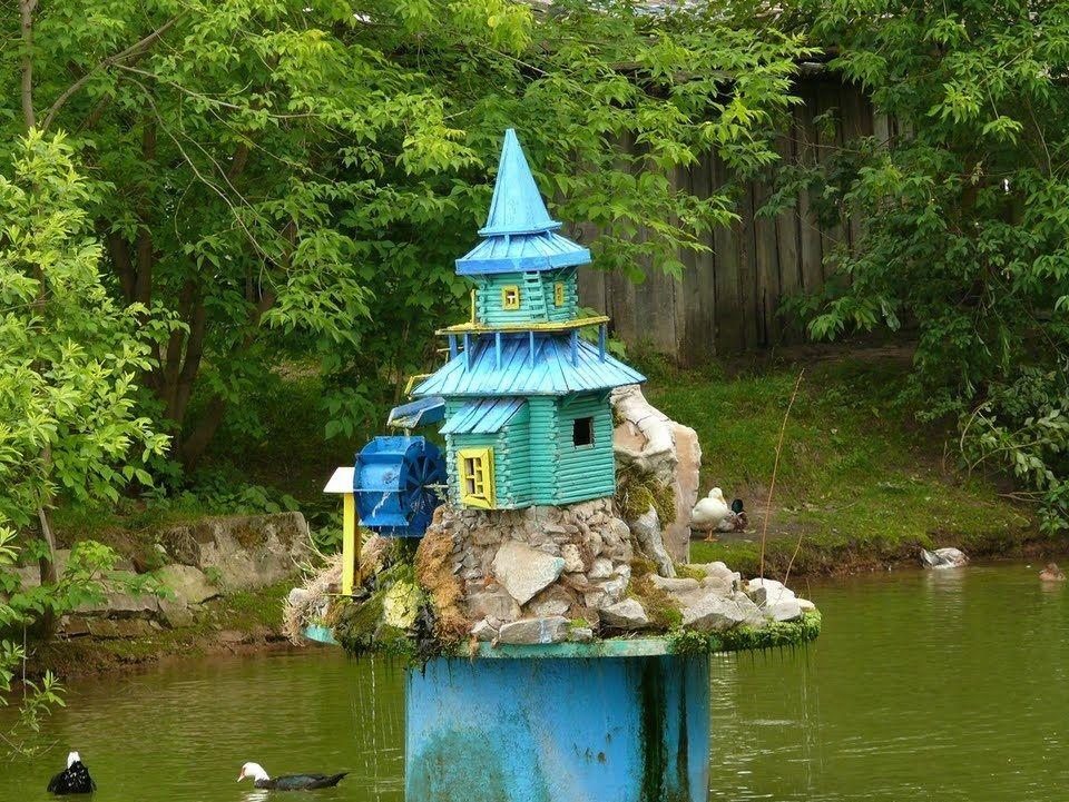 """Мини-зоопарк """"Чудо остров"""" в Медведево близ Йошкар-Олы"""