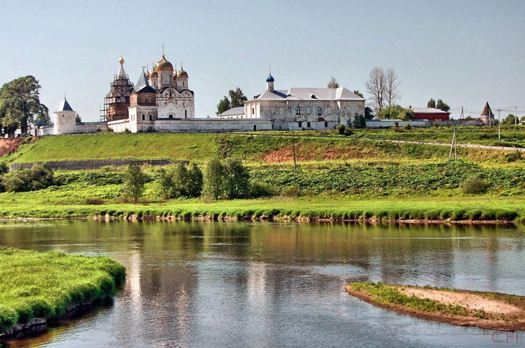 Лужецкий Ферапонтов Богородицкий монастырь в Можайске