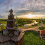 Город Суздаль во Владимирской области