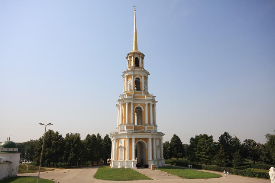 Рязань, Соборная колокольня