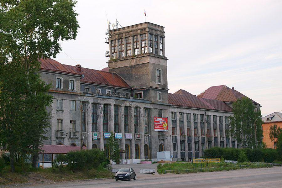 Исторический музей в Медвежьегорске
