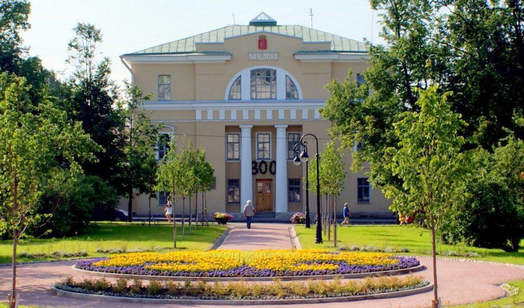 Историко-литературный музей в гооде Пушкин