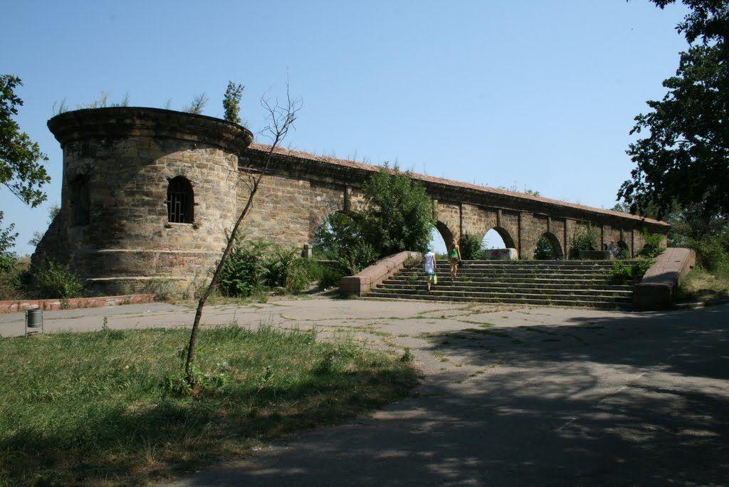 Крепость Хаджибей, г.Одесса