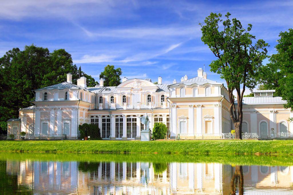 Китайский дворец, г.Ломоносов