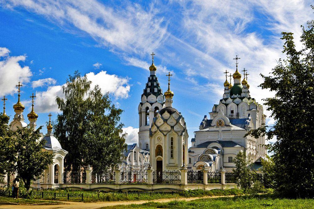 Троицкая церковь Йошкар-Олы