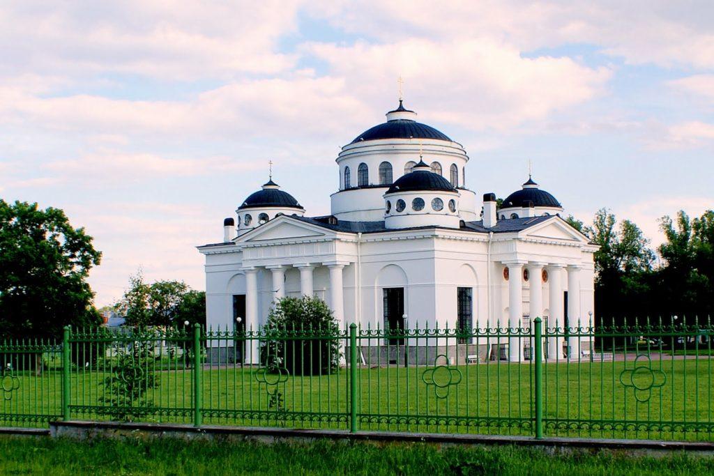 Софийский собор в Пушкине