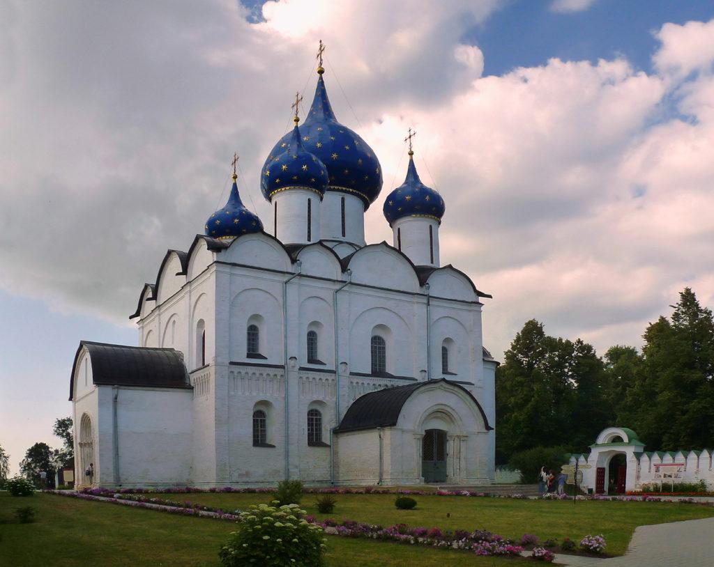 Богородице-Рождественский собор в Суздальском Кремле