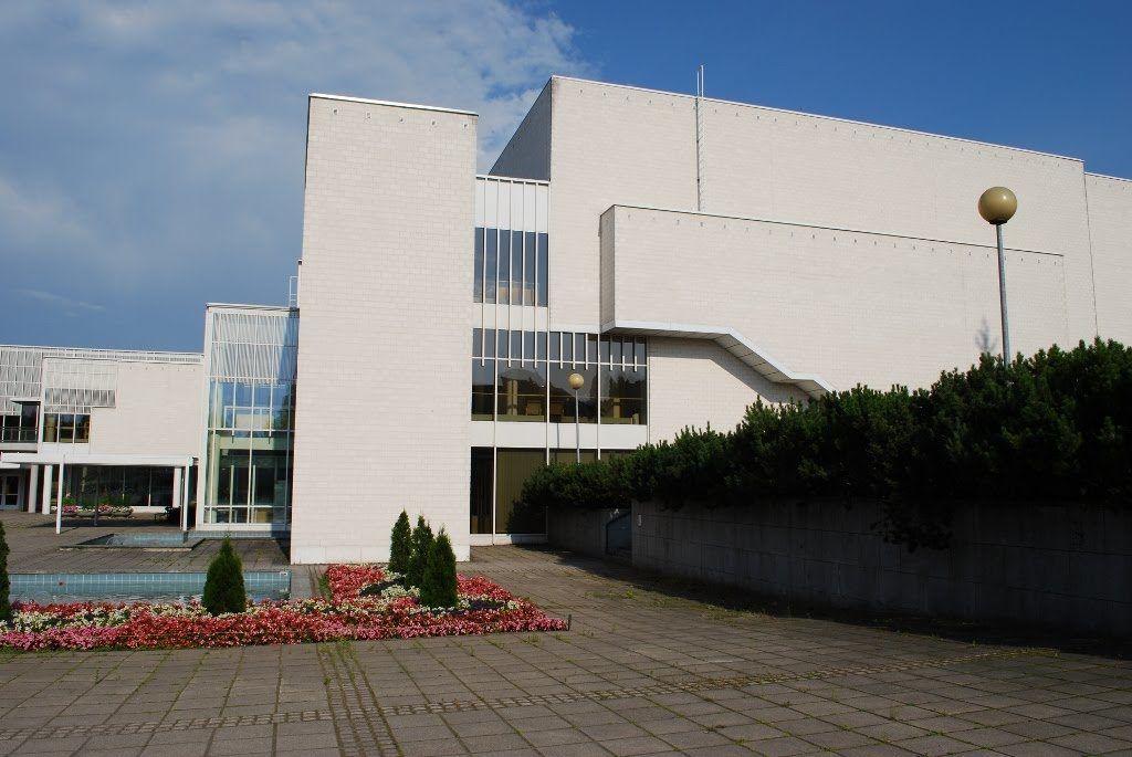 Художественный музей в Иматре, Финляндия