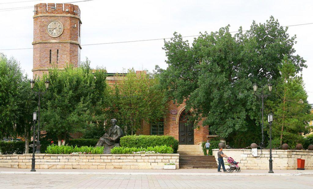 Музей истории в Оренбурге