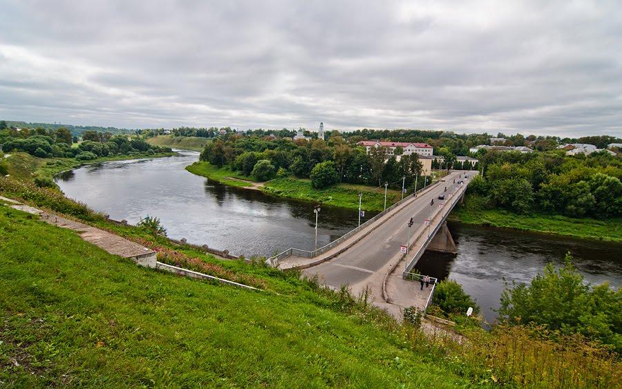 Старый мост Ржева