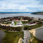 Остров Свияжск в Татарстане